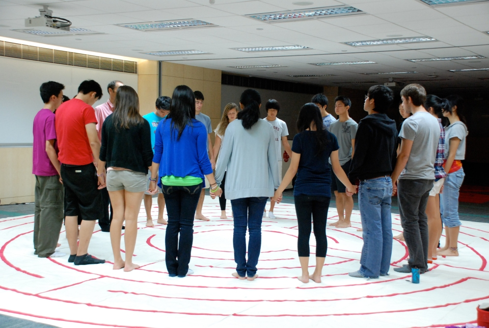 SSS in circle