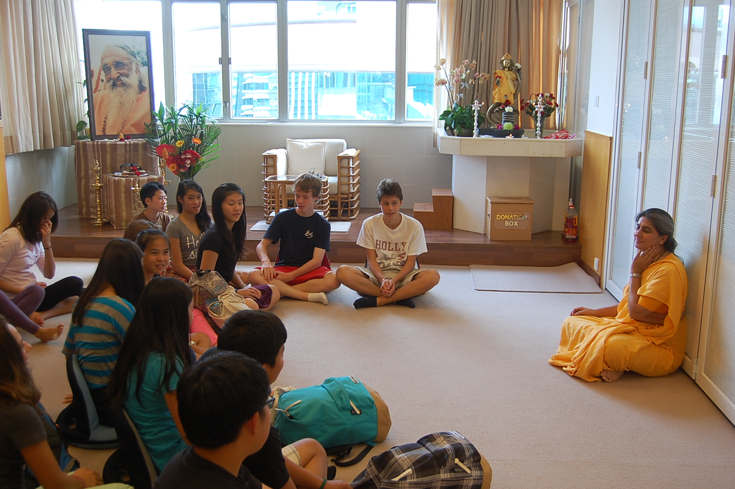 Exploring Student Spiritual Practices in a Hinduism Unit   Social ...