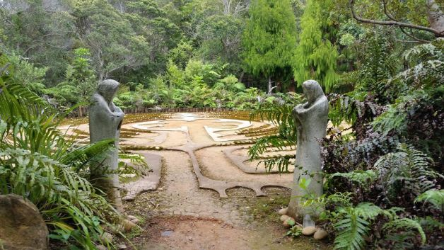labyrinth temoata