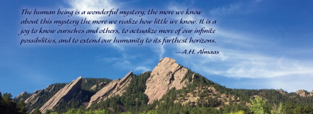 Image result for almaas quote